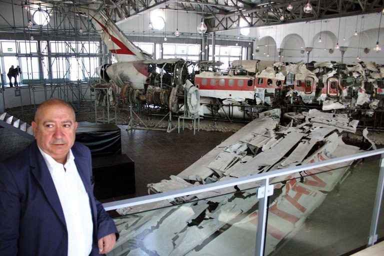 Addio a Christian Boltanski, l'artista che realizzò il Museo di Ustica