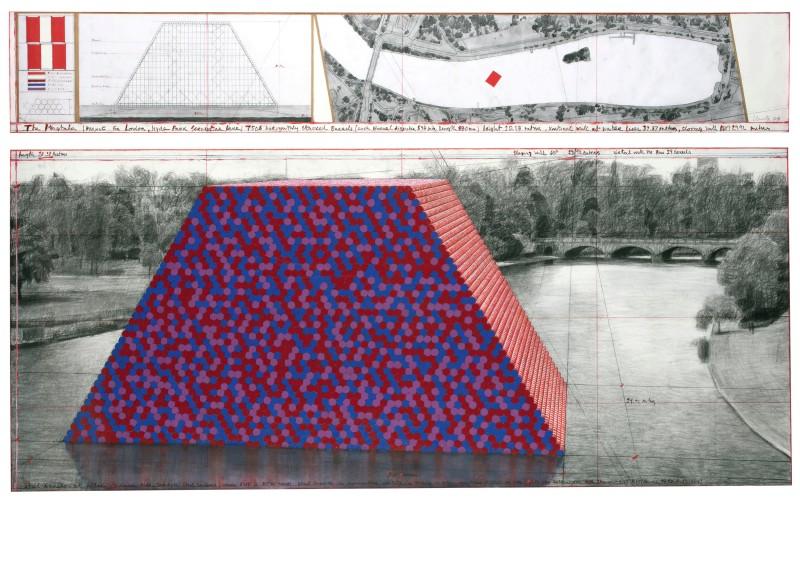 Aste dall'11 al 17 agosto: arte contemporanea, auto da corsa, e le opere di Christo