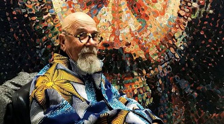 Addio a Chuck Close, l'artista americano del fotorealismo