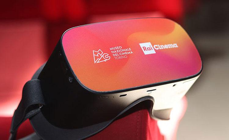 Torino, nasce al Museo del Cinema la prima sala cinematografica permanente dedicata alla realtà virtuale