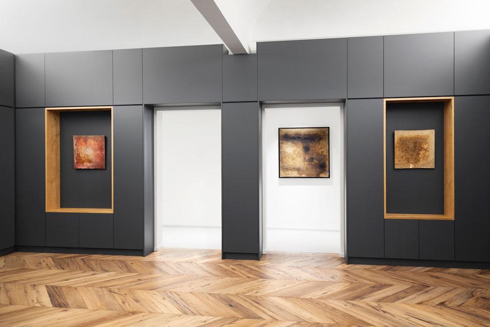 Quando la muffa crea opere d'arte: a Roma una mostra del duo TTOZOI
