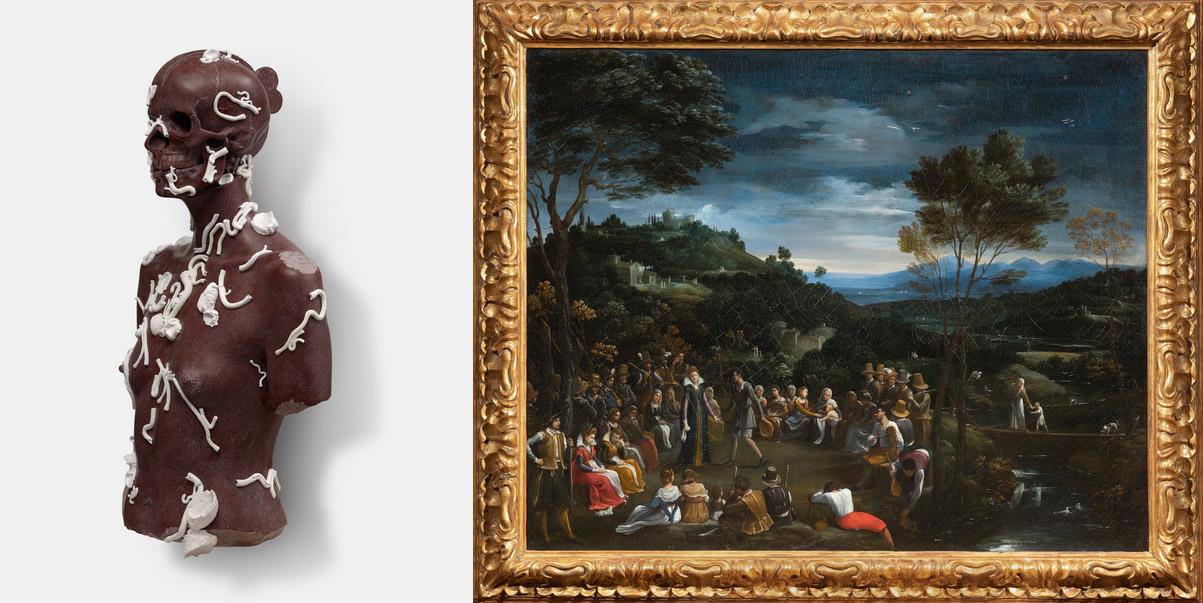 Roma, ecco le mostre del 2021 alla Galleria Borghese: Guido Reni e Damien Hirst