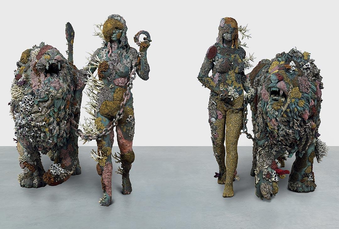 Damien Hirst arriva alla Galleria Borghese di Roma con una mostra di 80 opere