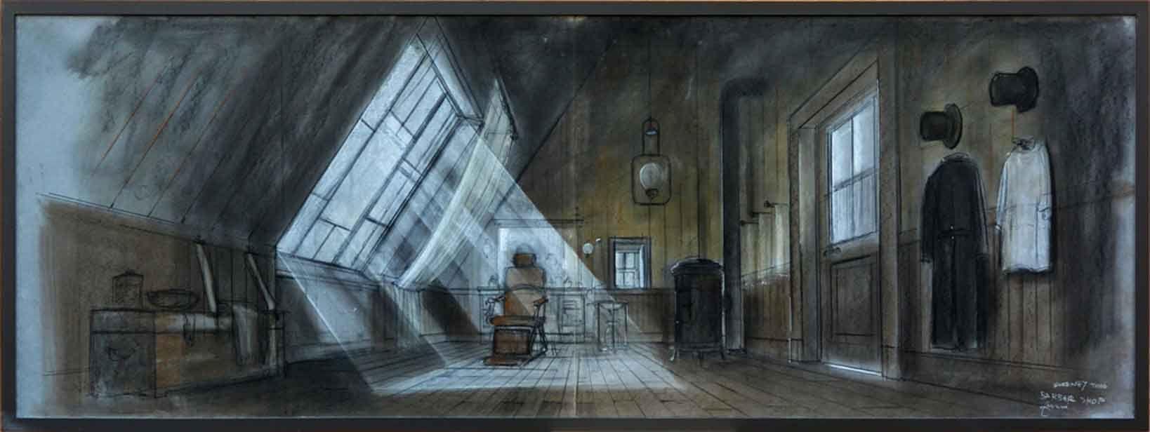 Le scenografie di Dante Ferretti protagoniste di una mostra a Macerata