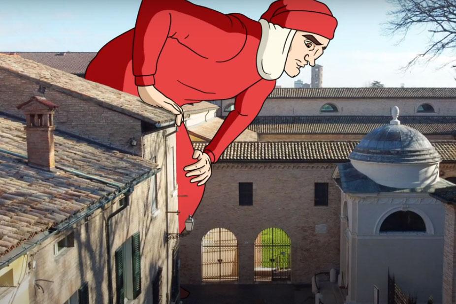 Ravenna, 150 artisti omaggiano il Sommo Poeta in una grande collettiva