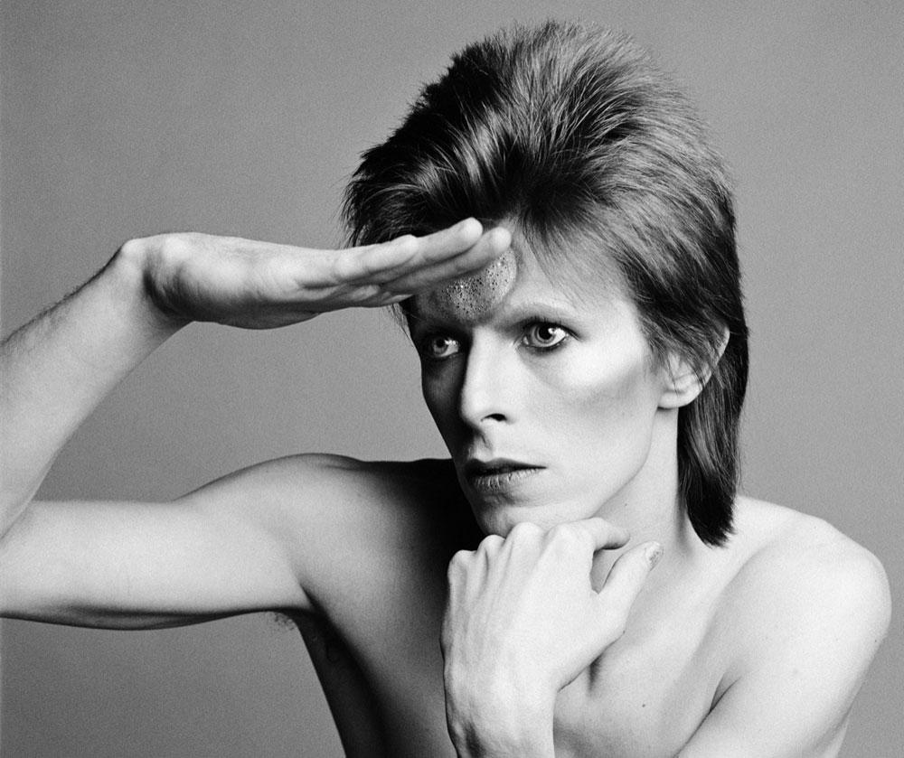 Palermo, David Bowie raccontato da Sukita: in mostra oltre cento ritratti