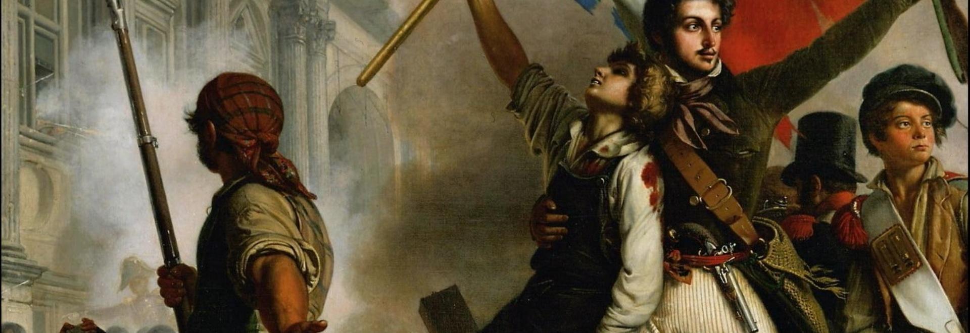 Arte in tv dal 15 al 21 marzo: Delacroix, Elliott Erwitt, Pompei e il Louvre