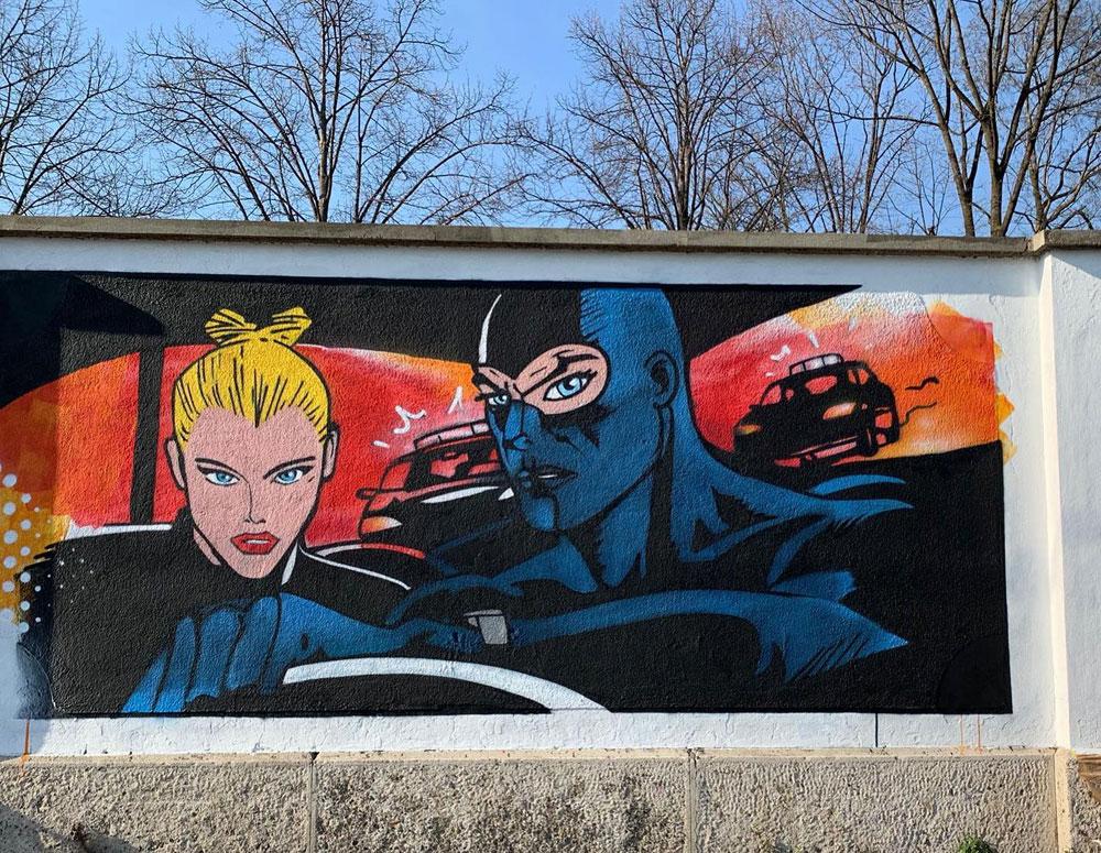 Milano, nasce il Distretto del Fumetto. Diabolik dà il via.