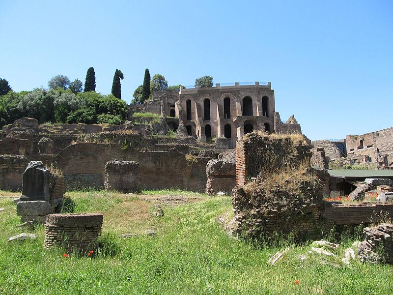 Nel 2021 riaprirà al pubblico la Domus Tiberiana sul Palatino