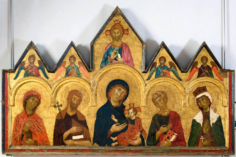 La Galleria Nazionale dell'Umbria riordina le sale e 40 opere vanno in trasferta in Russia