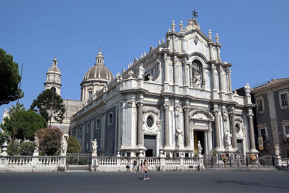 Catania, nuova luce per la Cattedrale di Sant'Agata