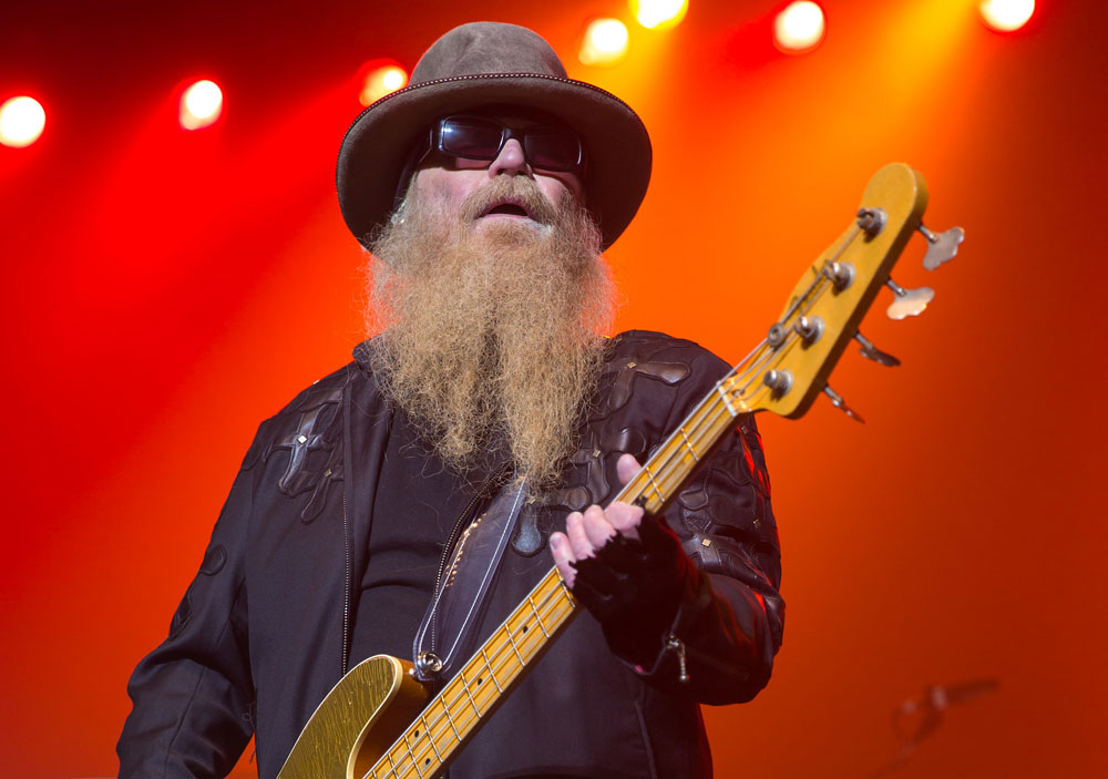 Addio Dusty Hill, storico bassista degli iconici ZZ Top