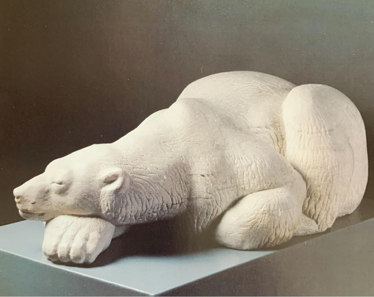 Una mostra per amore degli animali. Le sculture di Elena Engelsen al Museo di Zoologia di Roma