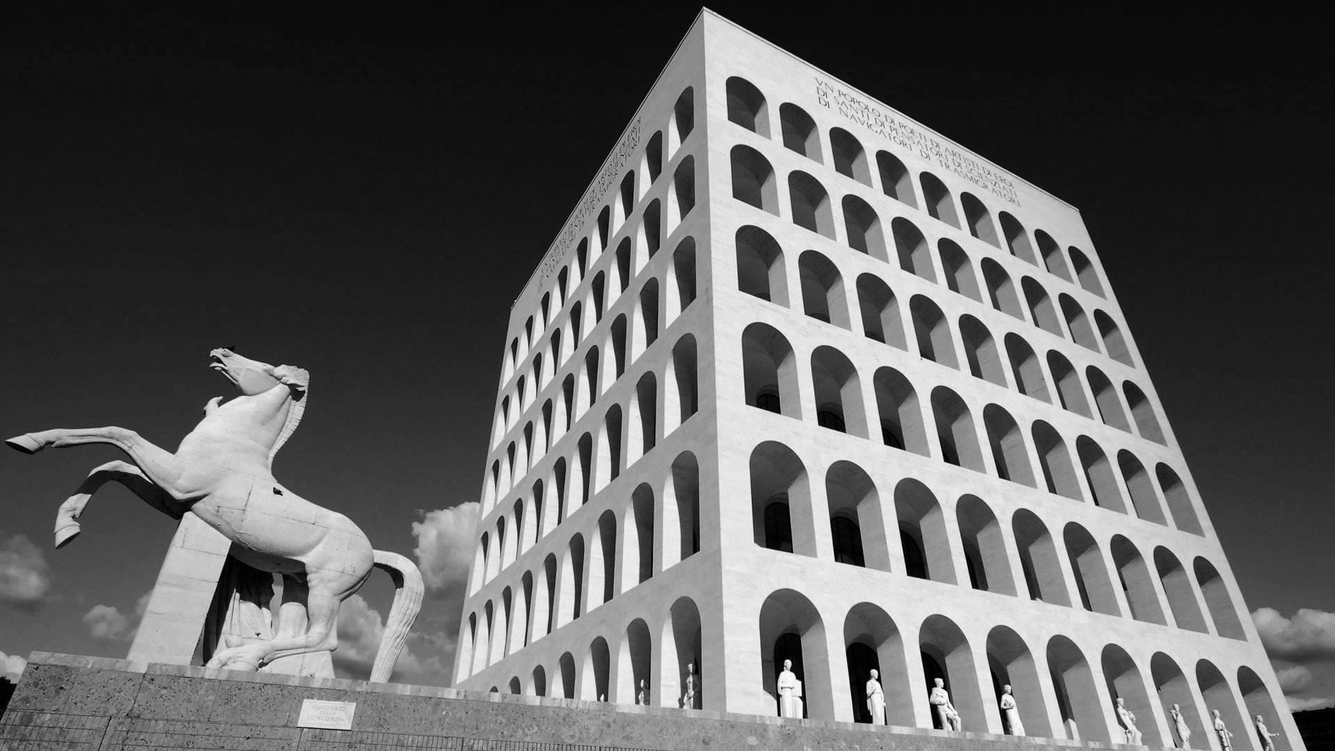 Proposta di Sgarbi: una grande mostra sulla Roma fascista