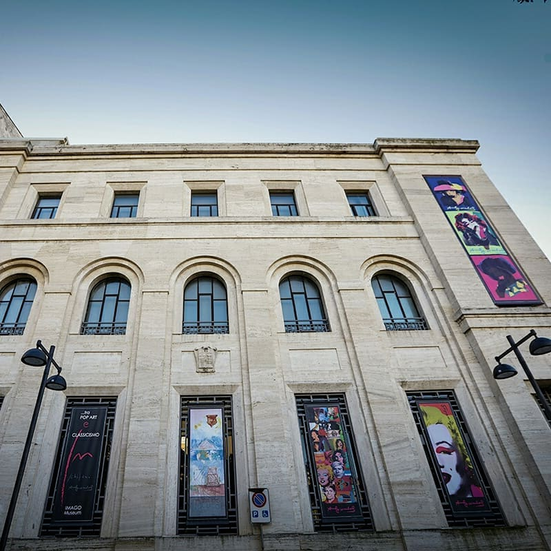 A Pescara aprirà quest'anno un nuovo museo d'arte contemporanea: Imago Museum