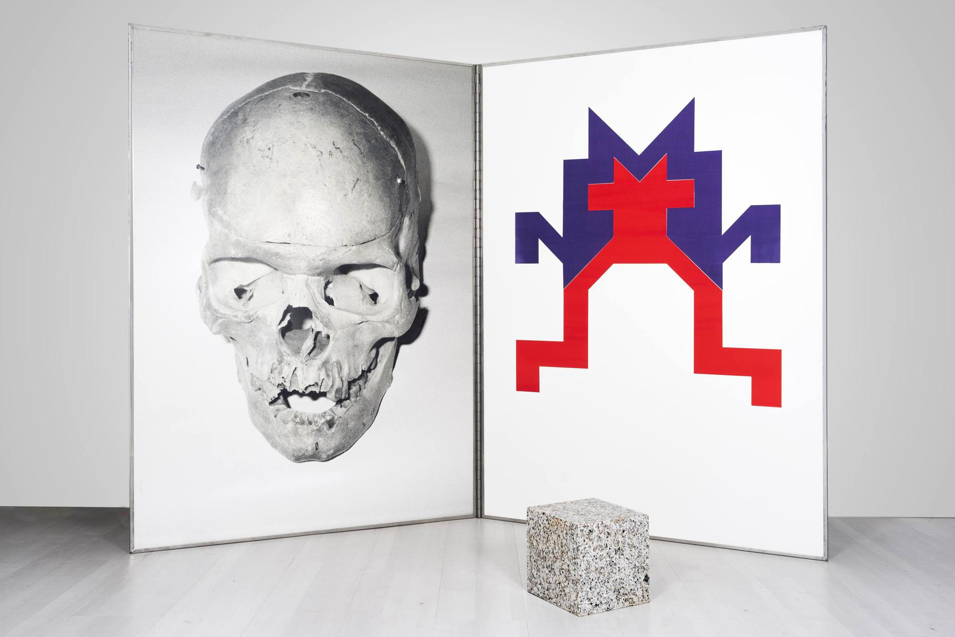 Sacro e memento mori, la mostra di Fausta Squatriti in San Bernardino alle Ossa a Milano