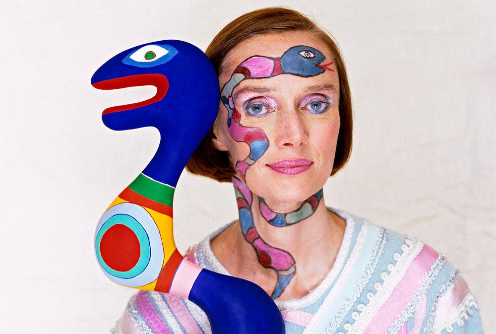 Quest'estate ci sarà una grande mostra su Niki de Saint-Phalle a Capalbio, su tre sedi