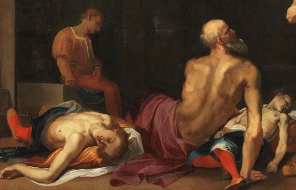 Agli Uffizi arriva in dono importante dipinto dantesco del Seicento con il conte Ugolino