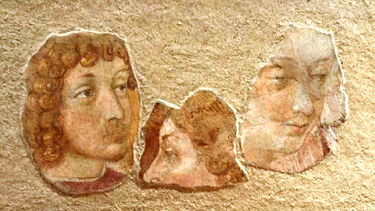 Pisa, dopo 77 anni tornano nel Camposanto Monumentale tre frammenti di Benozzo Gozzoli