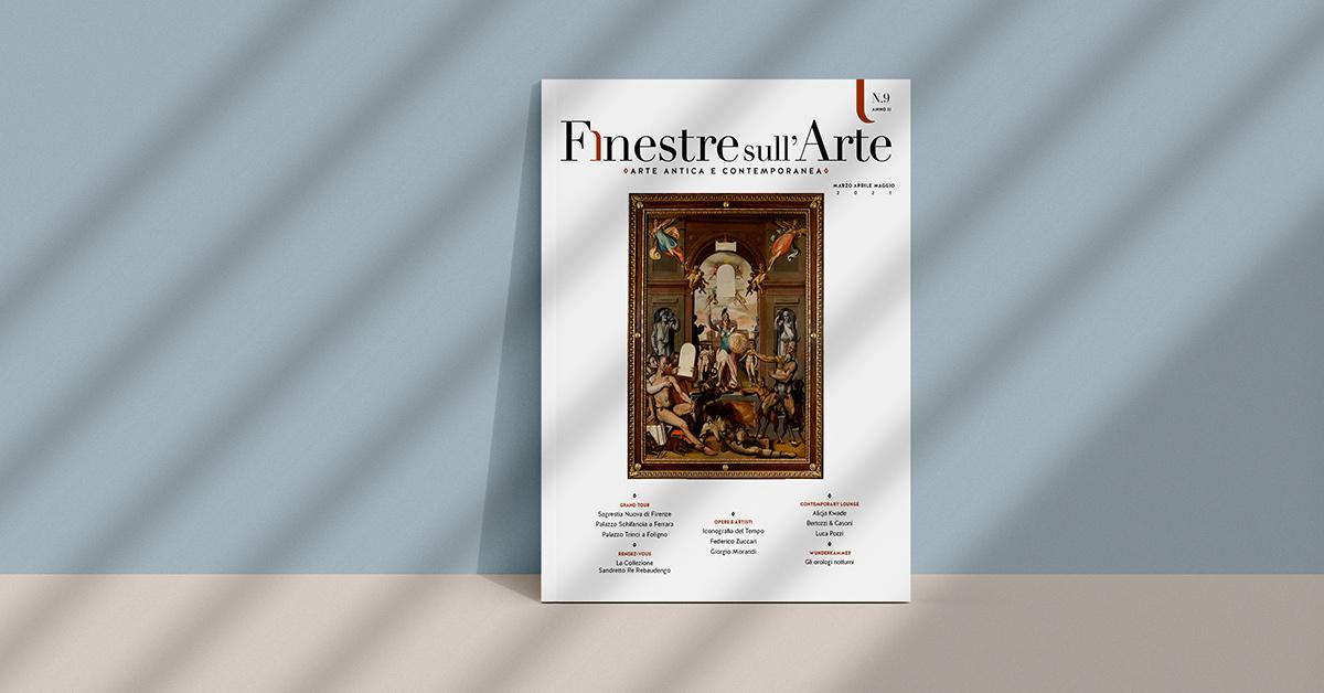 In uscita il nuovo Finestre sull'Arte on paper: una rivista originale, da collezione