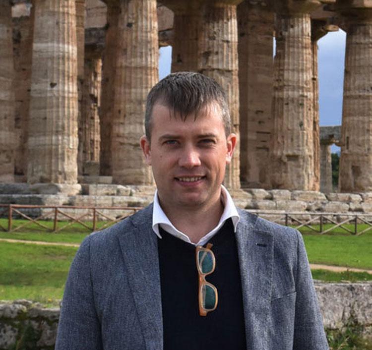 Gabriel Zuchtriegel è il nuovo direttore del Parco Archeologico di Pompei