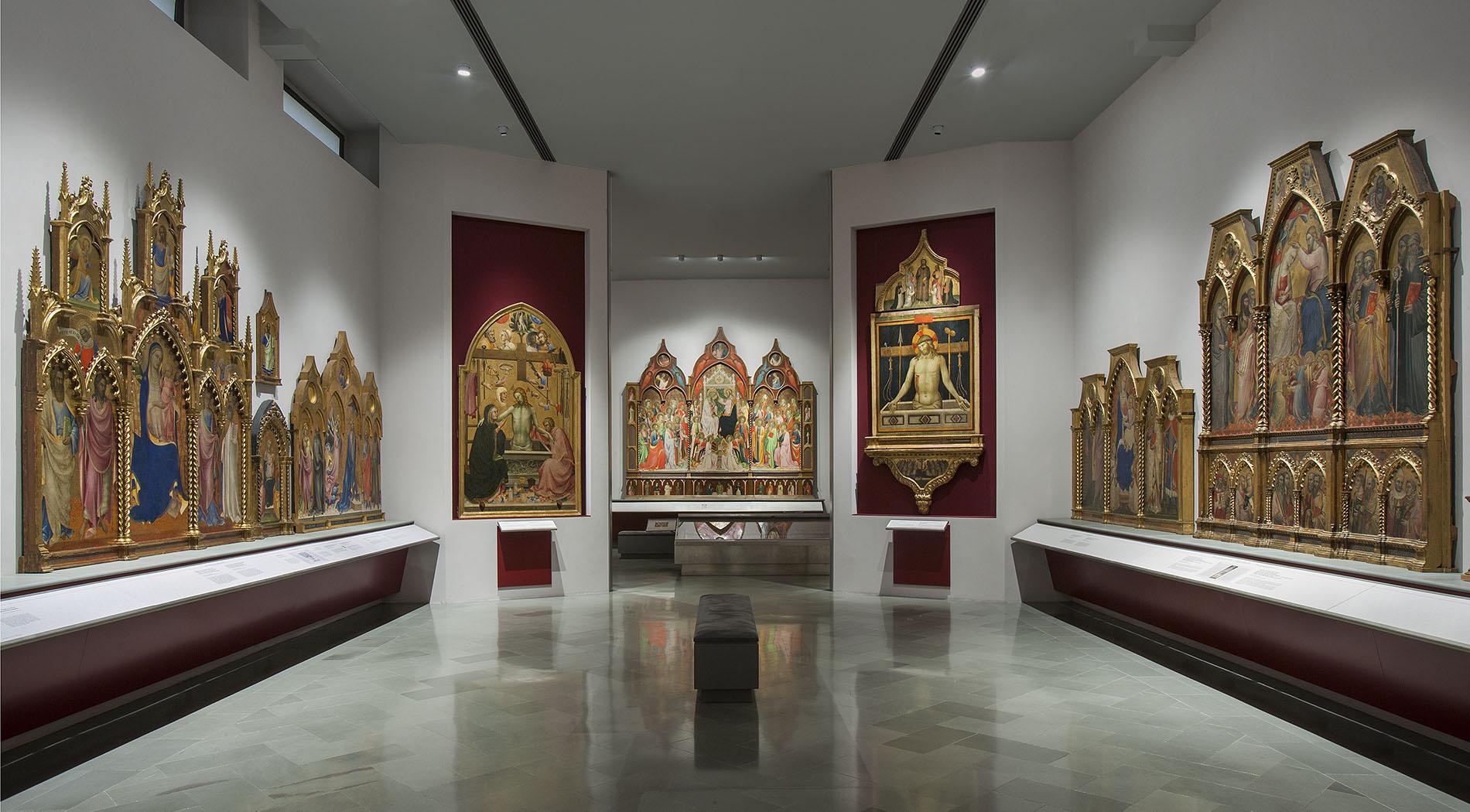 Firenze, alla Galleria dell'Accademia riapre il primo piano, col nuovo climatizzatore