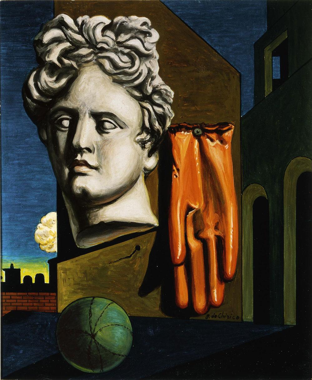 Su Rai5 un documentario dedicato a Giorgio De Chirico e alla sua pittura metafisica