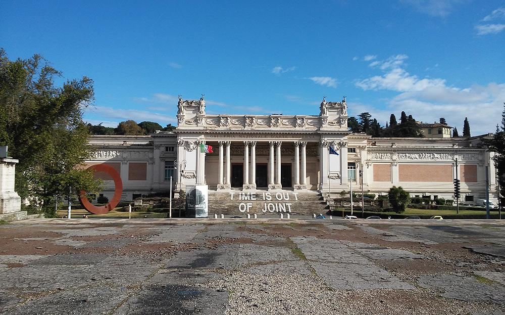 Alla Galleria Nazionale di Roma una grande collettiva di sole donne riflette sul femminismo