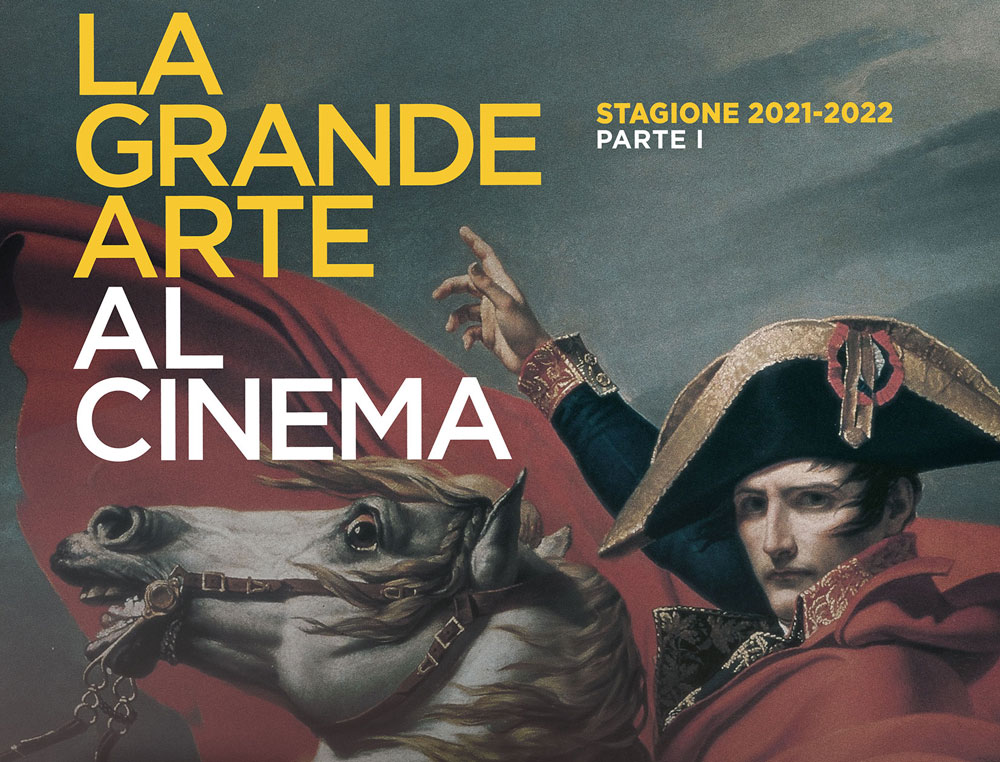 Torna la Grande Arte al Cinema con docu-film su Venezia, Napoleone e Pompei