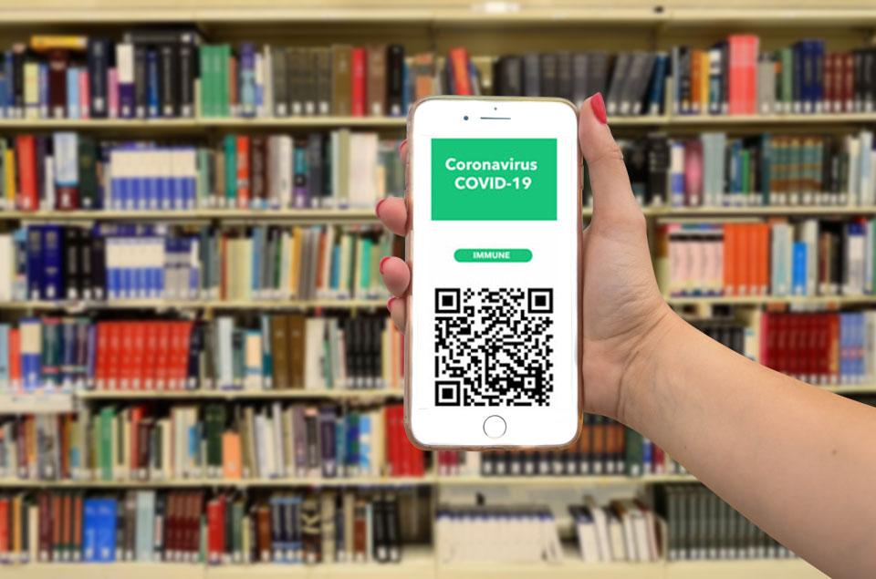 Se ne parla poco, ma il green pass servirà anche in biblioteca. Cosa c'è da sapere