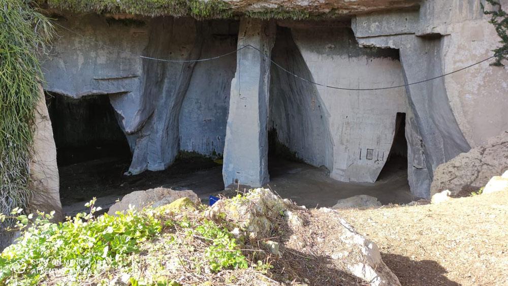 Siracusa, riapre dopo quarant'anni la Grotta dei Cordari