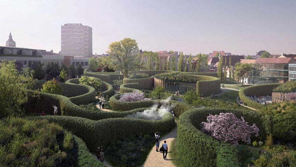 Un museo con giardino magico ispirato alle fiabe di Andersen: aprirà quest'estate in Danimarca