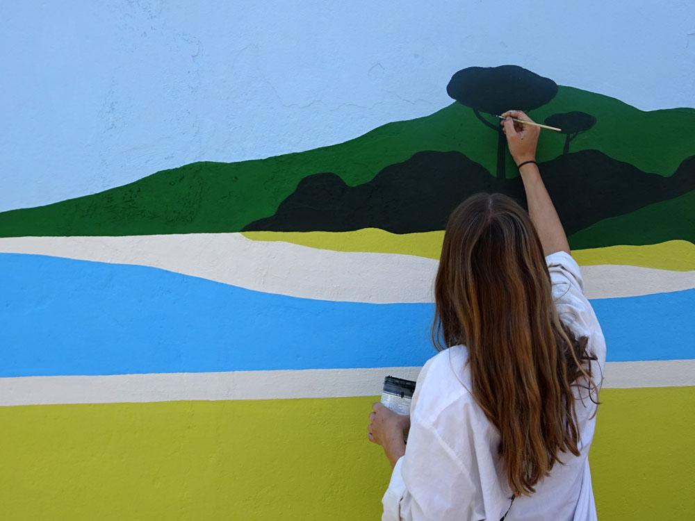 Street art olandese in sei città italiane: seconda tappa è in Molise