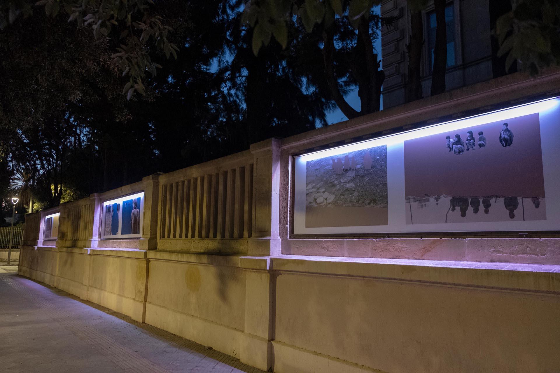 Al Museo Castromediano di Lecce l'installazione di Alec von Bargen dedicata ai senzatetto