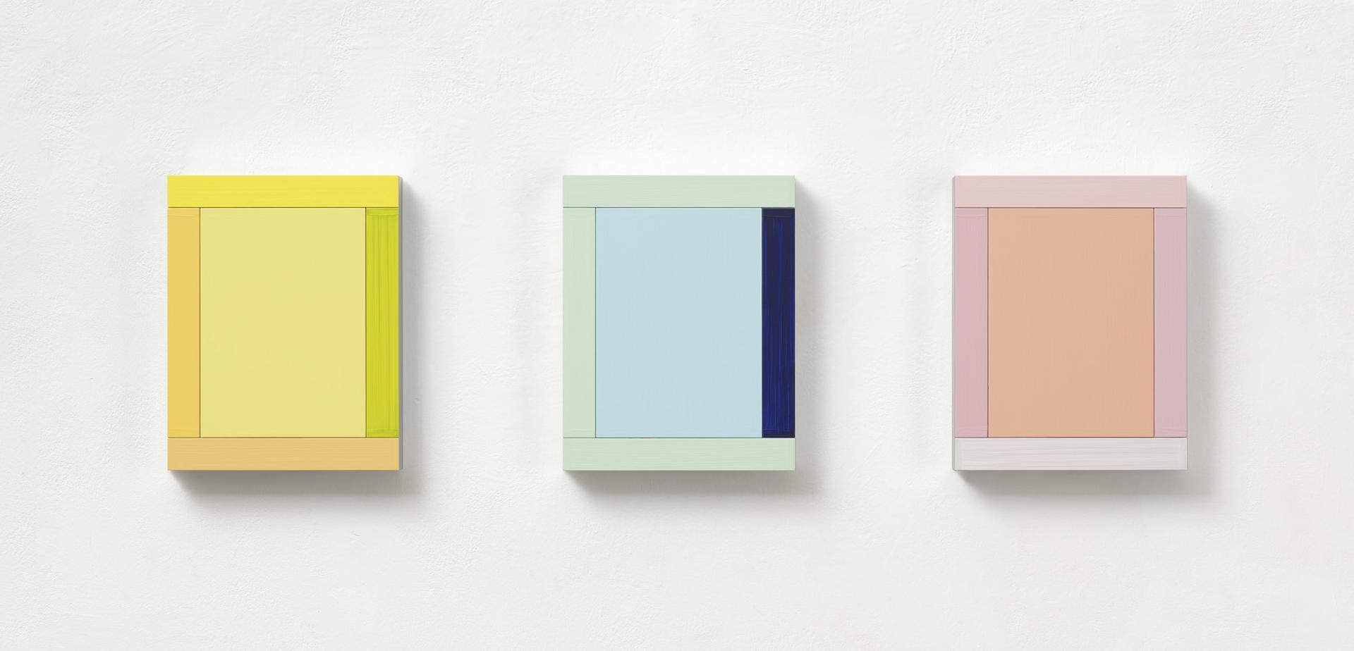 Milano, alla galleria Dep Art in mostra il minimalismo di Imi Knoebel