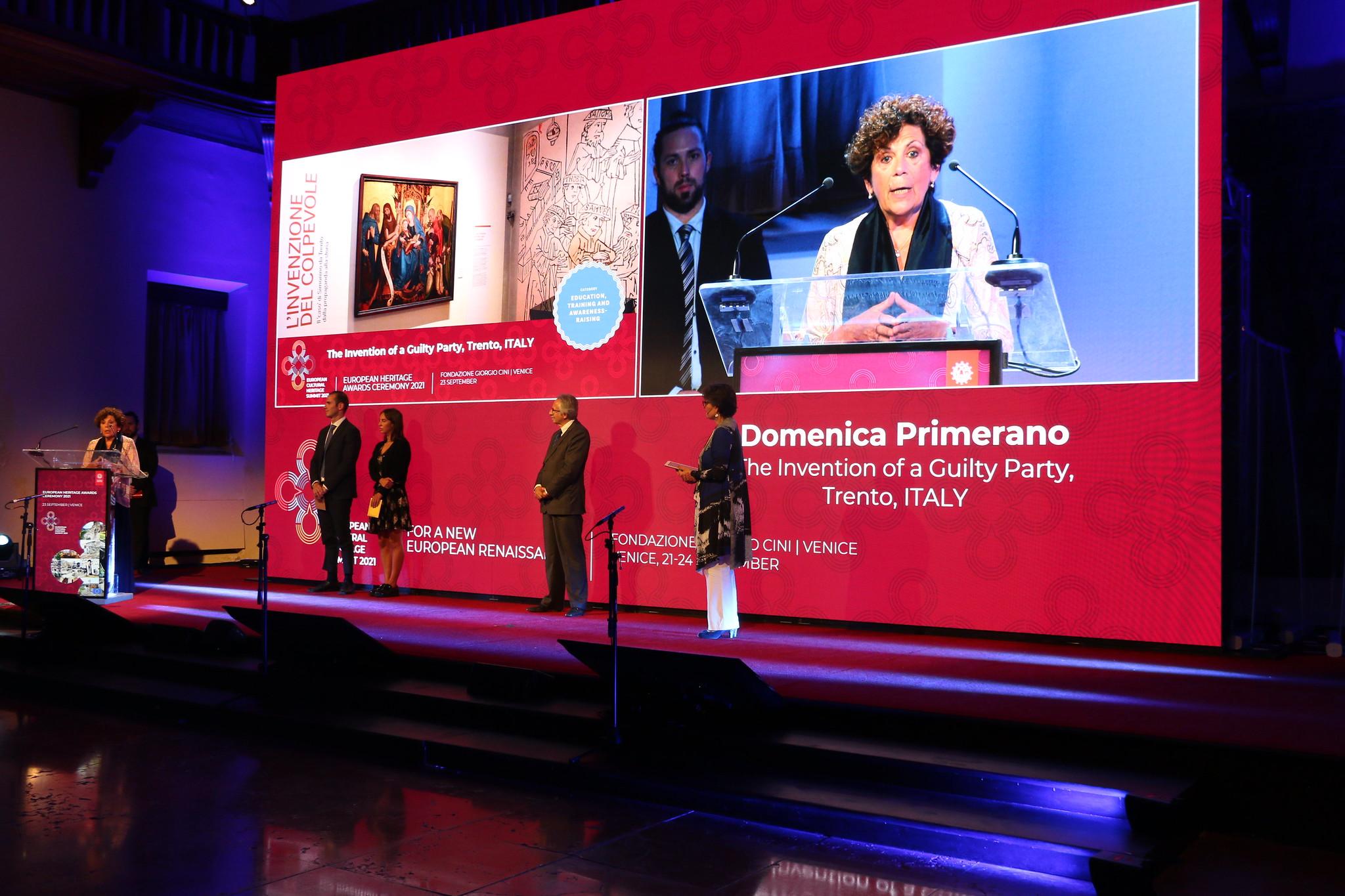 È italiana la miglior mostra dell'anno: la rassegna su Simonino da Trento vince gli Europa Nostra Award