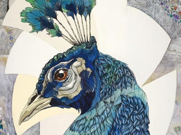 """A Poppi è in corso la mostra """"Eden"""" con gli animali di Irene Meniconi"""