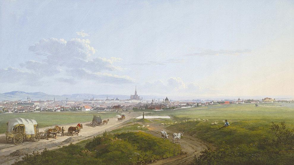 All'Albertina la più grande mostra sulla storia della pittura di paesaggio, da Dürer a Klee