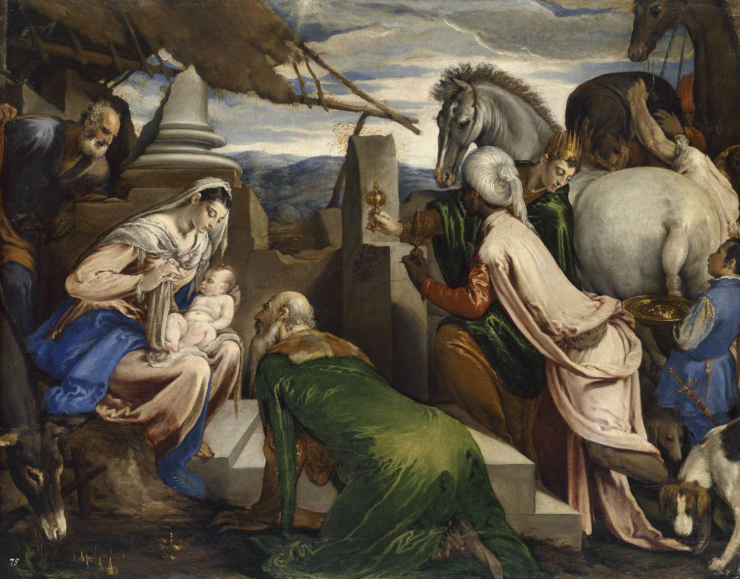 Da Palladio al Veronese, il grande Rinascimento di Vicenza in mostra alla Basilica