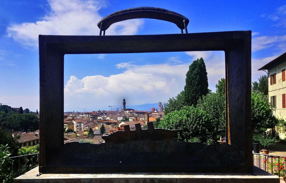 Viareggio dedica una mostra a Jean Michel Folon, l'artista belga affascinato dal tema del viaggio