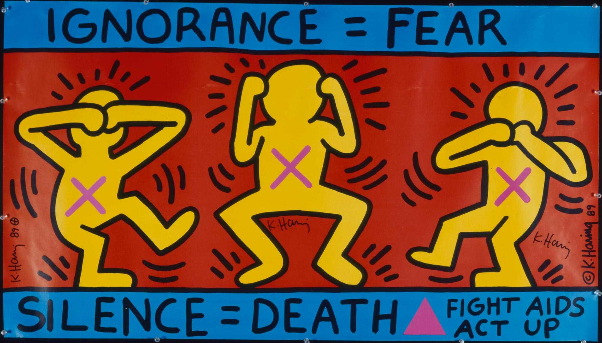 Su Rai 5 una serata sulla street art coi documentari su Keith Haring e sull'arte urbana a Roma
