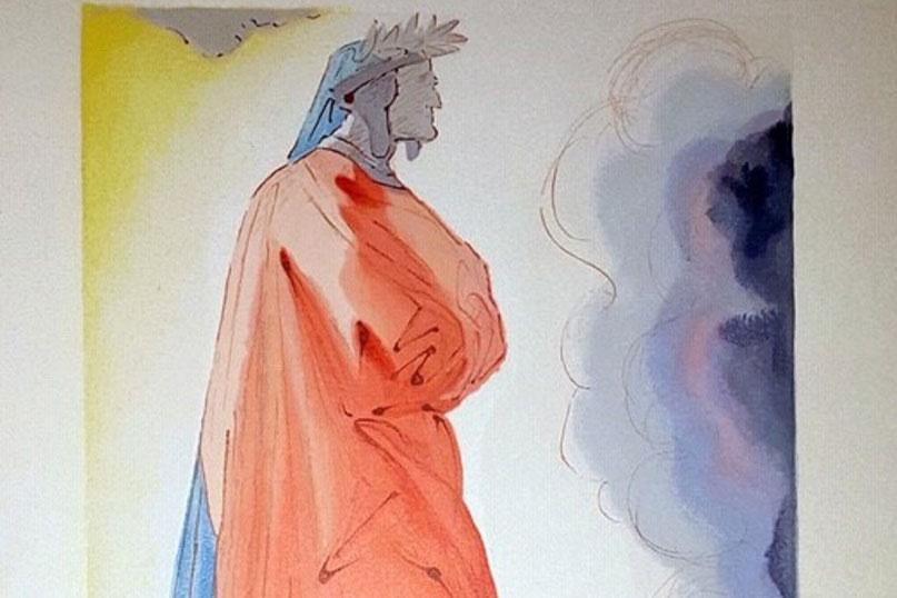 La Divina Commedia surrealista: a Desenzano in mostra 100 illustrazioni di Dalí del capolavoro dantesco