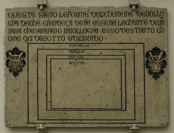 Bologna, il Lapidario del Museo Civico Medievale va online