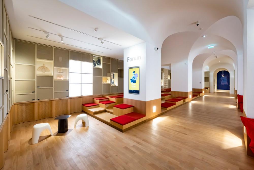 Il Louvre apre Le Studio, un nuovo grande spazio con laboratori e aule di formazione
