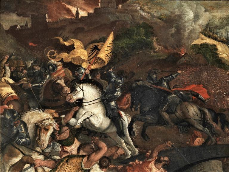 La Battaglia di Cadore secondo Tiziano protagonista di una mostra a Pieve di Cadore
