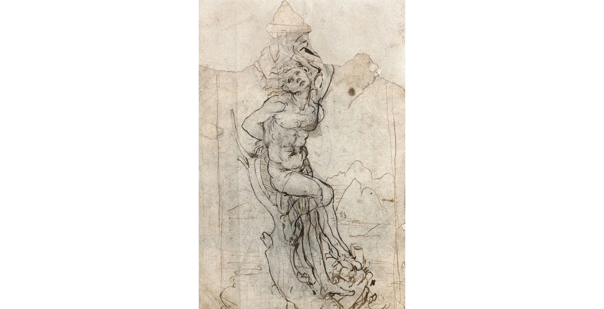 In Francia è battaglia legale tra Stato e collezionista su un disegno di Leonardo