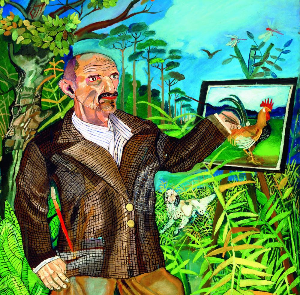 Antonio Ligabue e il suo mondo: una grande antologica al Forte di Bard