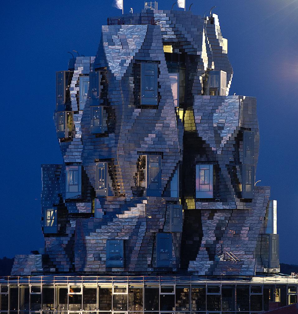 Arles, inaugurerà a giugno un grande complesso culturale sperimentale