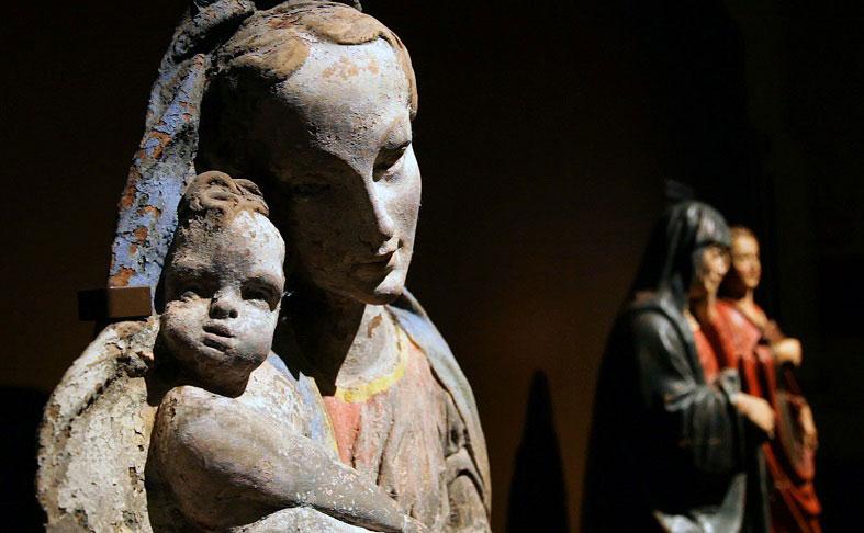 Collocata nel nuovo Museo Schifanoia la Madonna col Bambino scampata a due terremoti