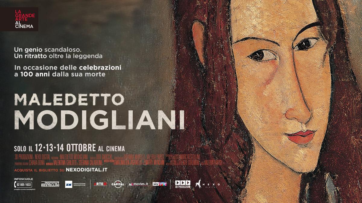 Arte in tv dal 12 al 18 luglio: Modigliani, Matisse e Renoir